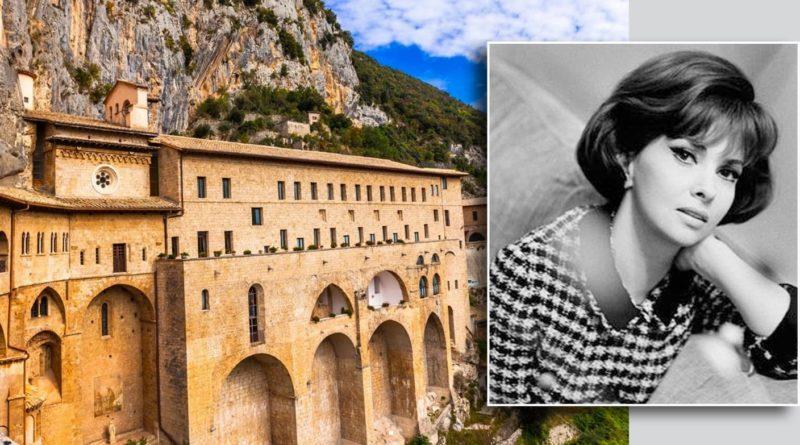 SUBIACO - Gina Lollobrigida torna al Teatro Narzio: gli sarà intitolata una sala
