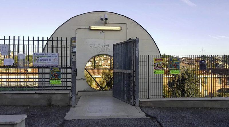 cancello guidonia colleverde