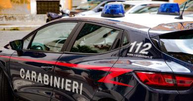 CAPENA - Pugno al carabiniere alla festa del vendemmiale, arrestato 48enne