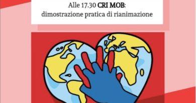 Monterotondo – Croce Rossa in Piazza per la Settimana della Rianimazione Cardiopolmonare