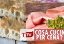 Cosa Cucino Stasera? Focaccia con crema di pistacchio e mortadella