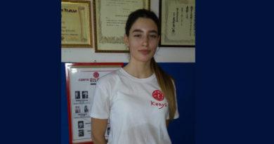 Tivoli karate. Kenyu Kai Italia buone notizie dal Giappone
