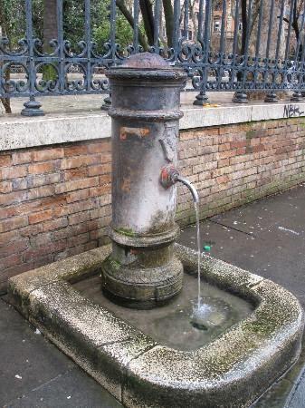 Mentana - Nuova ordinanza: l'acqua delle fontanelle è potabile - Tiburno.tv
