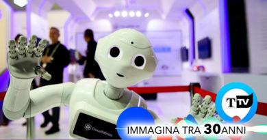 Intelligenza Artificiale – Nel 2050 un Robot ogni abitante nel 2070 ne avremo 10 ciscuno