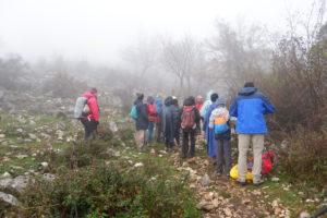 Monti Lucretili – 7 dicembre, escursione tra i colori dell'autunno