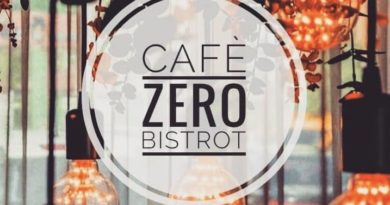"""Andrea presenta il nuovo Cafè Zero, """"il mio bar bistrot a misura di mamme e bambini"""""""