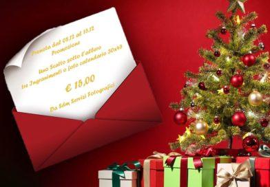 Emozioni sotto l'albero: la top 3 dei regali più originali allo studio Fotografico SDM di Villanova
