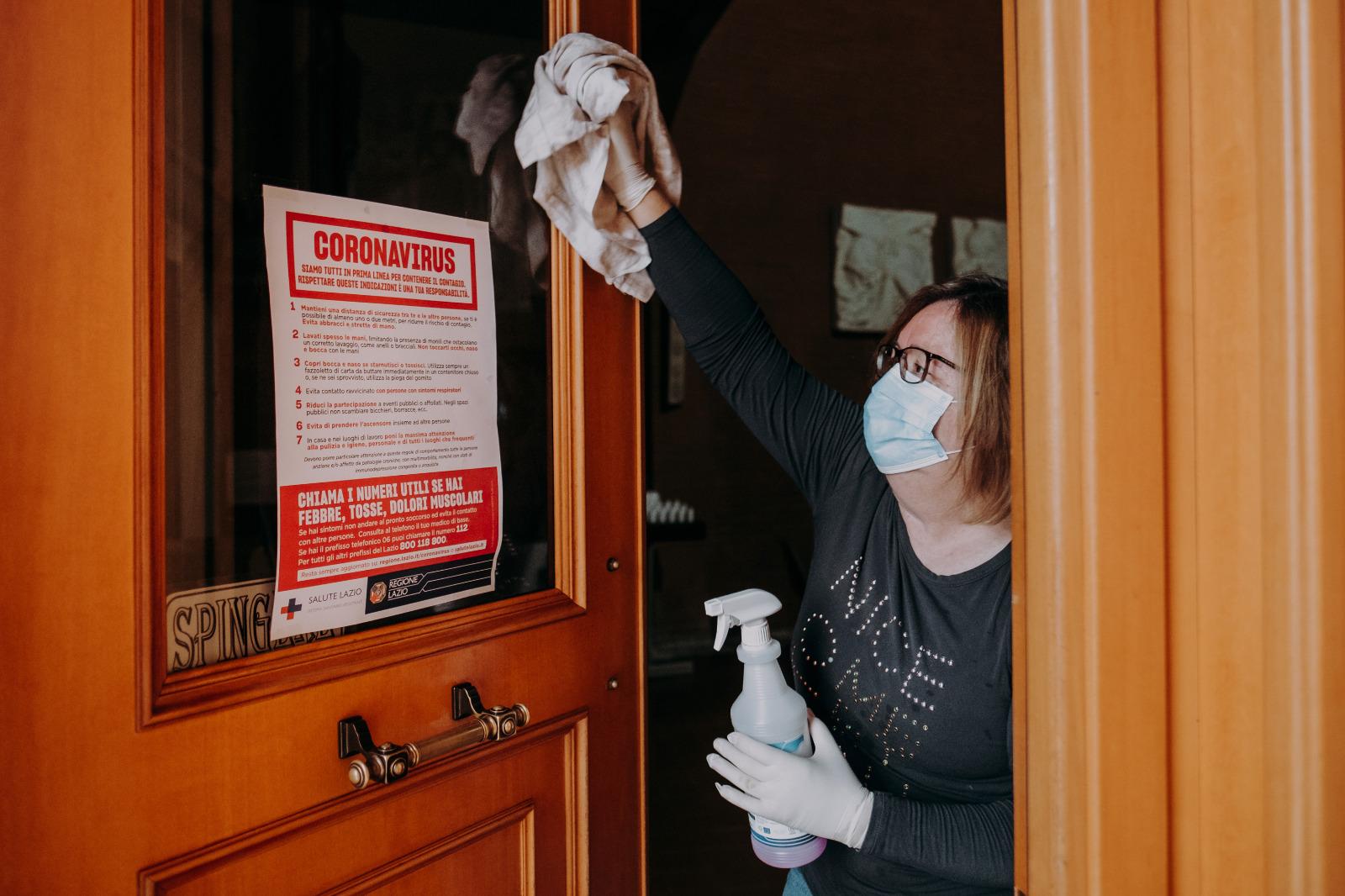 FASE 2 - Al via l'igienizzazione, le Chiese si preparano alla riapertura