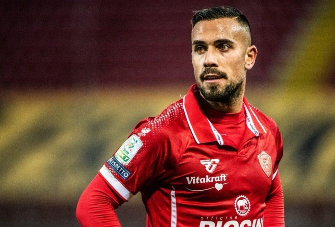 """Calcio, Falzerano: """"Sogno la A con il Perugia. Vorrei chiudere la carriera alla Tivoli"""""""