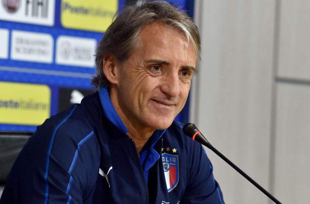 Promozione, il ct Roberto Mancini ha un messaggio per la Nomentum - VIDEO