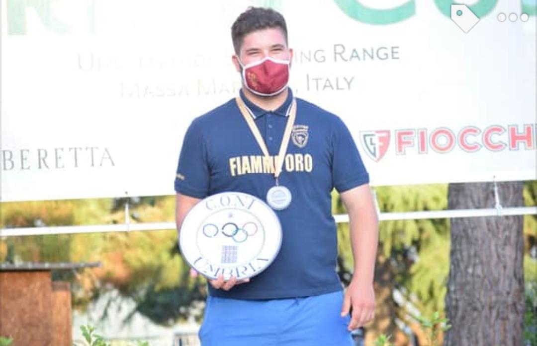 FONTE NUOVA - Il giovane Tuzi trionfa nella Green Cup di tiro al volo