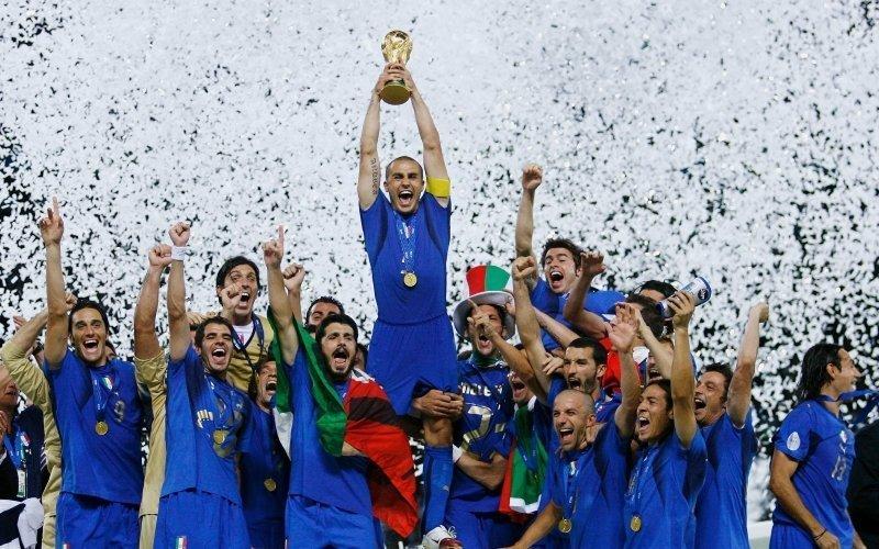 """Italia-Francia, 9 luglio 2006: """"Il cielo è azzurro sopra Berlino"""" - VIDEO"""