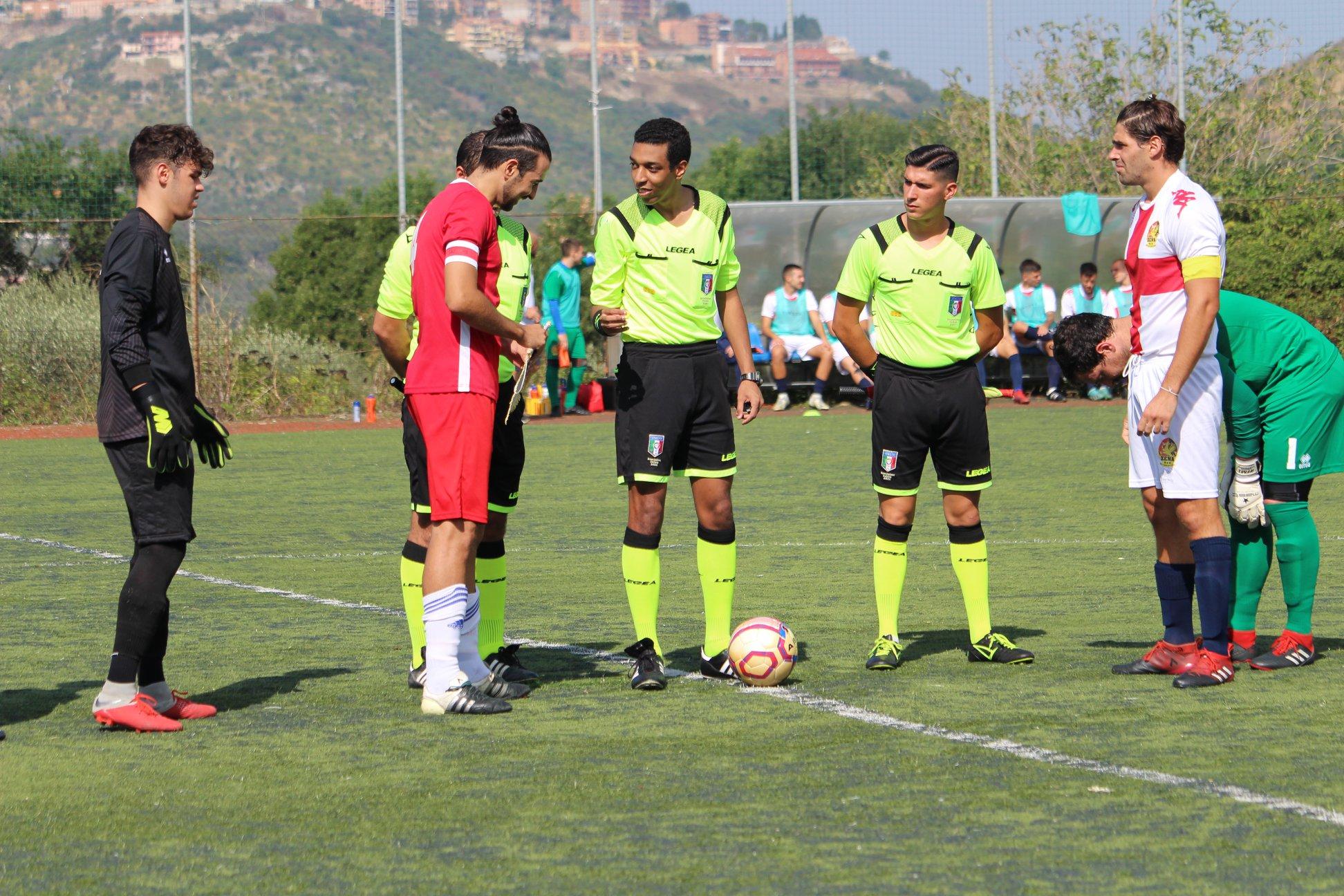 Coppa Lazio Promozione, derby allo Zena impresa Castrum. Nomentum fuori ai rigori