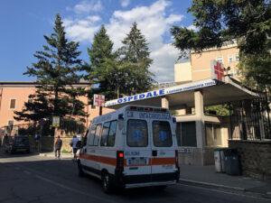 L'ospedale San Giovanni Evangelista di Tivoli